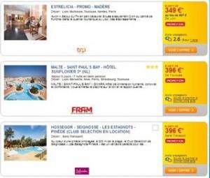 soldes Sejours Carrefour Voyages