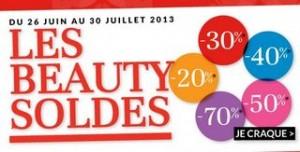 soldes Beauty Success été 2013