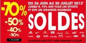 Soldes Go Sport ! Jusqu'à moins 70% + livraison gratuite sans minimum