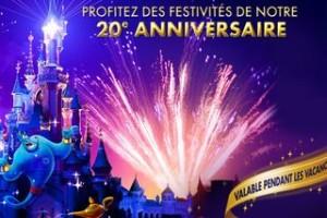 Vente privée ! Séjours et billets Disneyland