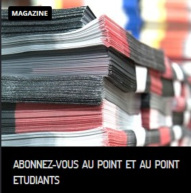 Abonnement Le Point gratuit pendant 1 an