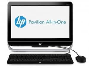 Vente flash ordinateur tout en un hp pavilion moins de 450 euros apres odr - Ordinateur vente flash ...