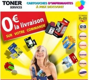Soldes Cartouches imprimante + livraison gratuite sans minimum (jusqu'à vendredi)