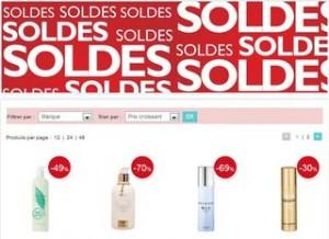 Soldes Douglas (Parfums, Maquillage et Soin) + livraison gratuite des 30€ achats