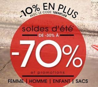 Soldes Javari ! Moins 10% supplémentaires (code promo)