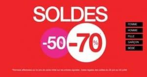 Soldes Kiabi : près de 2000 articles à mini prix..
