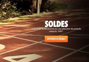 Soldes Nike : 10% supplémentaires (code promo)