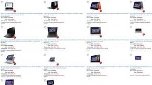 100 euros offerts pour l'achat d'un PC portable hybride chez Amazon