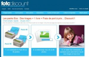 Fotodiscount pack photo pas cheres