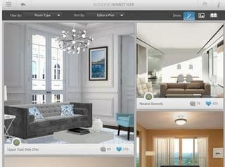 Autodesk Homestyler gratuit