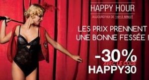 Happy Hours Pomm'Poire