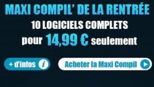 Moins de 15 euros les 10 logiciels complets (Driver Genius 10, Expert PDF 7 Converter, Fix-It Utilities 10, Cartes de Voeux & Invitations…)