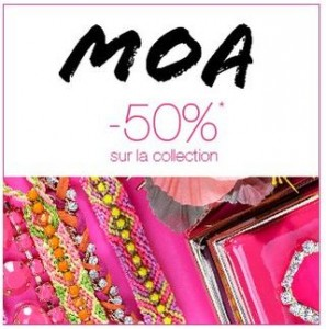 Toute la collection Moa d'Etam à moitié prix (accessoires, montre, lunettes et chaussures)