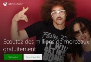 Xbox Music ecoutez gratuitement de la musique
