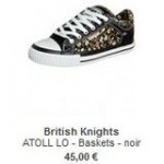 baskets British Knights Atoll Lo zalando