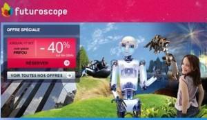 Futuroscope : code promo -40% sur les entrées