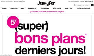 code promo Jennyfer septembre 2013