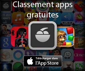 les nouvelles applications gratuites pour votre iPhone, iPad ou Ipod