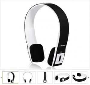 casque sans fil Bluetooth à moins de 15 euros