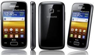 smartphone Galaxy Y Samsung