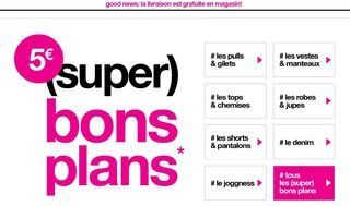 jennyfer super bons plans code promo 20 livraison gratuite en magasin. Black Bedroom Furniture Sets. Home Design Ideas