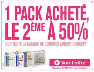 Coupon reduction aubert