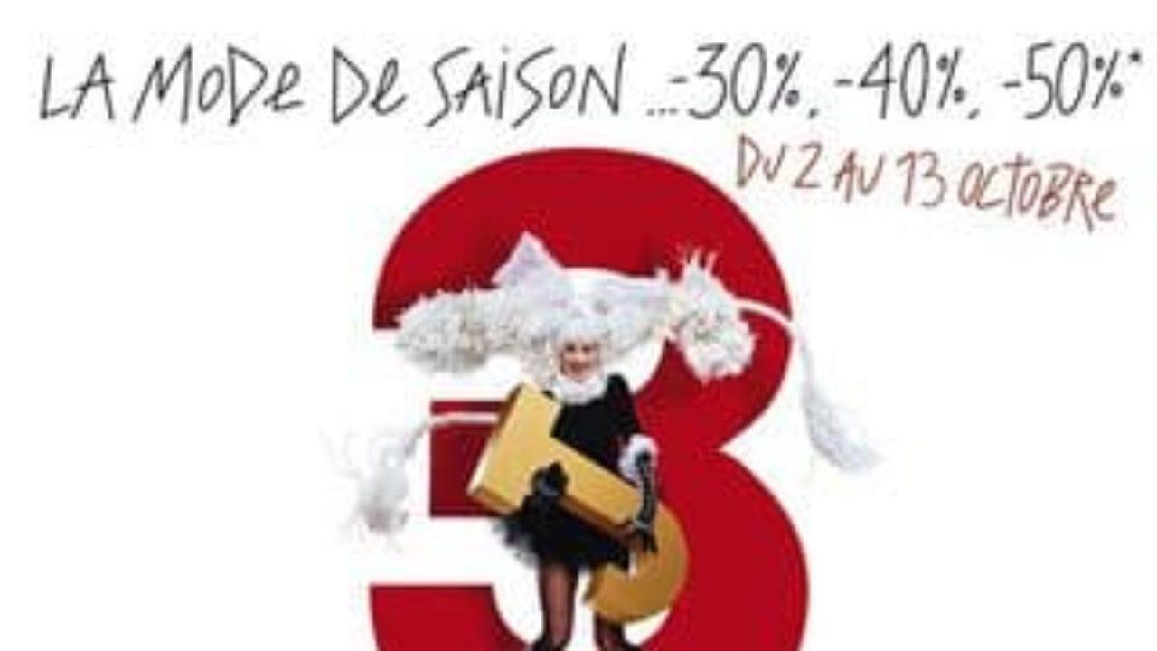 Chaussures 3j jusqu'à 50% de réduction : | Galeries Lafayette