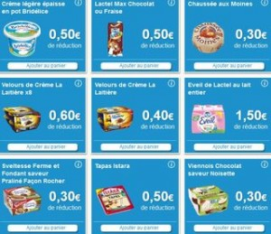 Coupons de réduction à imprimer