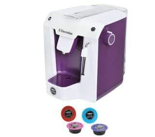 29 euros la cafeti re lavazza capsules electrolux au lieu de 89 euros port inclus - Machine a cafe electrolux ...
