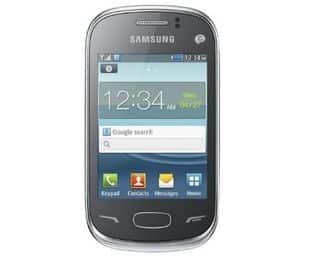 Moins de 60 euros telephone Samsung Rex 70 tactile wifi sans engagement