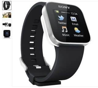 Montre SONY LiveView Android pas chere