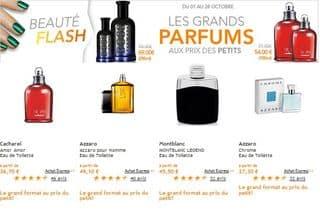 bon plan parfum parfum grand format au prix du petit. Black Bedroom Furniture Sets. Home Design Ideas