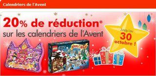 Calendrier Avent Barbie.20 De Reduction Supplementaire Sur Tous Les Calendriers De