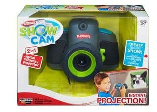 SHOWCAM Playskool garcon