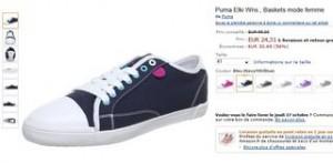 baskets Puma Elki en promo moitie prix