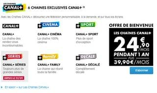 canal plus les chaines code promo 50 euros