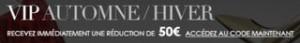 Forzieri code promo 50 euros