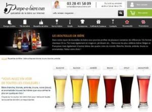 7% de réduction sur toutes les bières en bouteilles