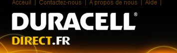 code promo Duracell