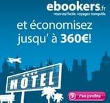 code promo hotel Ebooker