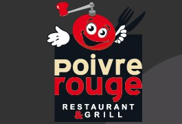 coupon reduction Poivre Rouge Restaurant