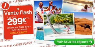 vente flash look voyage octobre 2013