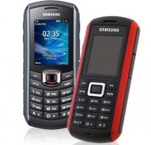 vente flash mobile antichoc etanche Samsung B2710
