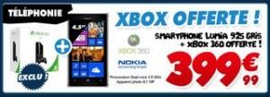 1 xbox gratuite pour 1 smartphone achete