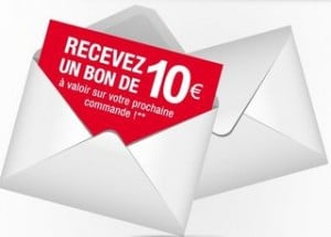 Auchan : 10 euros pour 60 euros d'achats