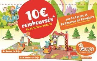 10 euros ODR OUAPS 2013