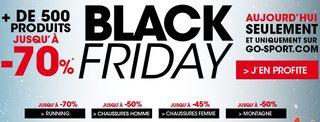 Black Friday GoSport