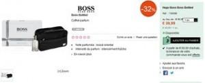 Coffret eau de toilette Hugo Boss Bottled pas cher