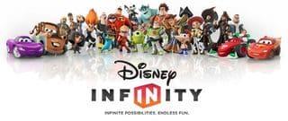 2 figurines  Disney Infinity achetées = la 3eme gratuite