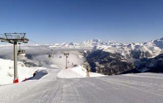 Forfait ski gratuit Courchevel